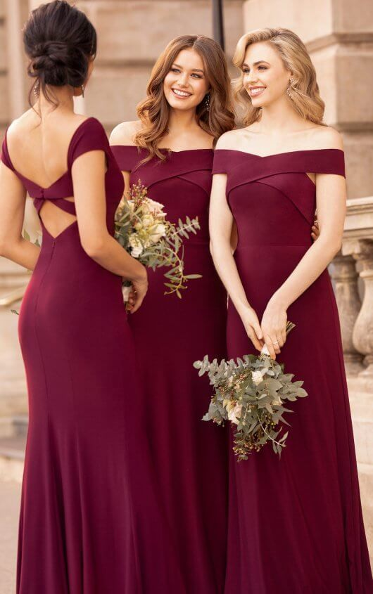 Classic and Effortless Bridesmaid Dress – Sorella Vita
