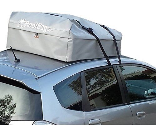 RoofBag Waterproof Carrier (No Rack Needed) For Car, Van, or SUV With Bare Roof - Heavy Duty - USA Made - Explorer Soft Car Top Carrier - http://www.caraccessoriesonlinemarket.com/roofbag-waterproof-carrier-no-rack-needed-for-car-van-or-suv-with-bare-roof-heavy-duty-usa-made-explorer-soft-car-top-carrier/  #Bare, #Carrier, #Duty, #Explorer, #Heavy, #Made, #NEEDED, #Rack, #Roof, #RoofBag, #Soft, #WaterProof #Cargo-Carriers, #Fall-Winter-Driving
