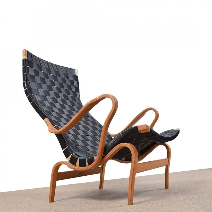 Pernilla lounge chair by Bruno Mathsson for Dux, 1950s