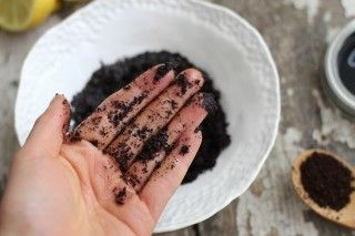 Nutrition Stripped   Citrus Coffee Body Scrub // Natural Beauty Series   http://nutritionstripped.com/citrus-coffee-body-scrub/
