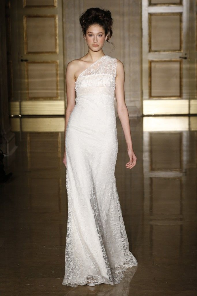 Fall 2013 wedding dress Douglas Hannant bridal gowns 6