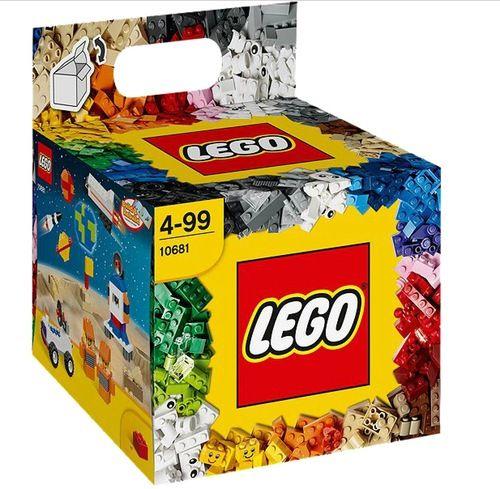 LEGO Creative Building Cube Bricks and More 10681