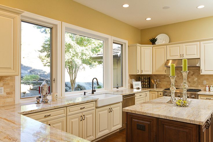 1000 ideas about inexpensive kitchen countertops on for Pre manufactured cabinets