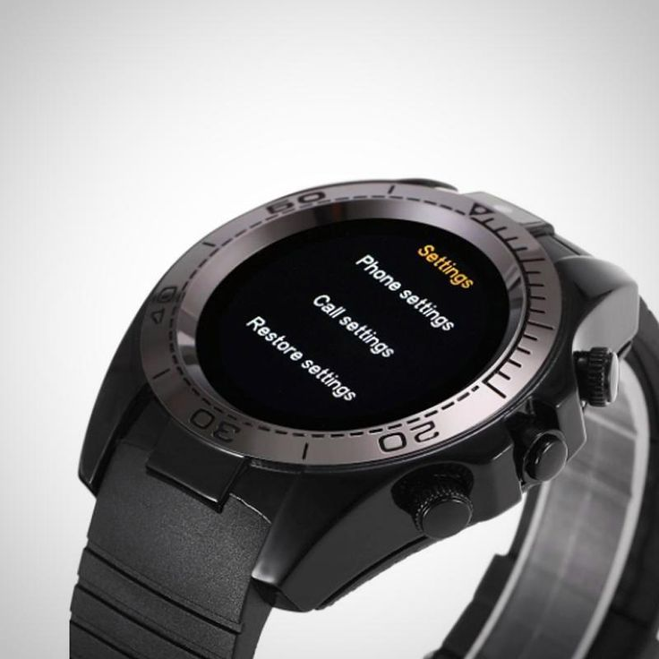 Android Smartwatch in 2020 Wearable device, Smart watch
