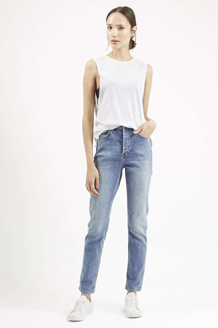 TALL MOTO Girlfriend Jeans - New In This Week - New In - Topshop Europe
