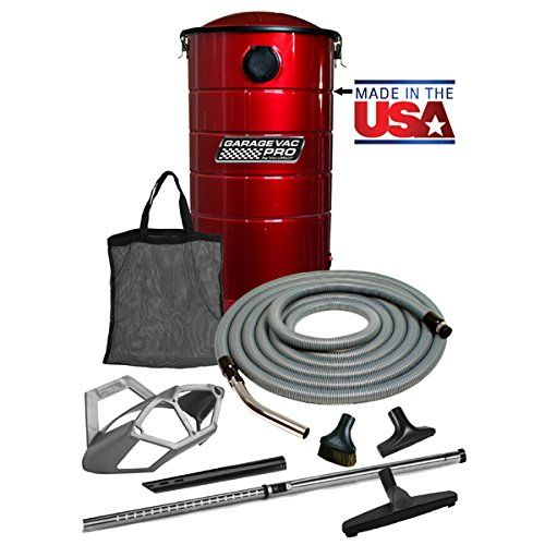 VacuMaid GV50RPRO Professional Wall Mounted Utility and Garage Vacuum with 50 ft Hose and Tools. For product info go to:  https://www.caraccessoriesonlinemarket.com/vacumaid-gv50rpro-professional-wall-mounted-utility-and-garage-vacuum-with-50-ft-hose-and-tools/