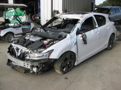 Get used parts from this 2012 Lexus CT 200h, Stk#R15941 at AutoGator.com