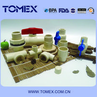 cpvc pipe and fitting made in China