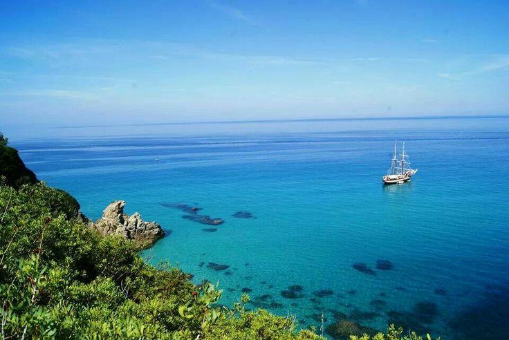 Mix di #colori stupendo! Semplicemente #Calabria!!! #Zambrone #Tropea  www.Calabriadelights.it