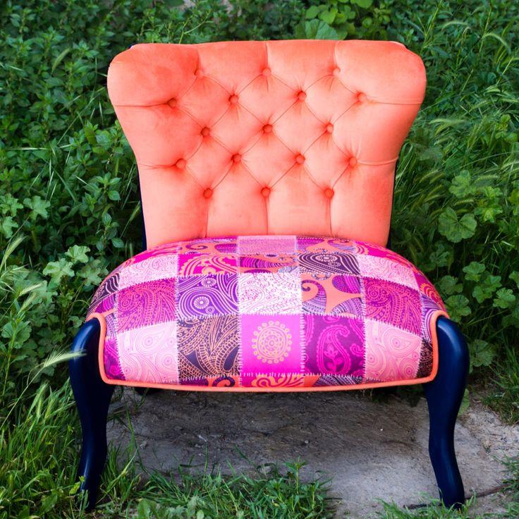 Renkli kumaş ve renkli ayak Berjerler Enmodahome.com'da.