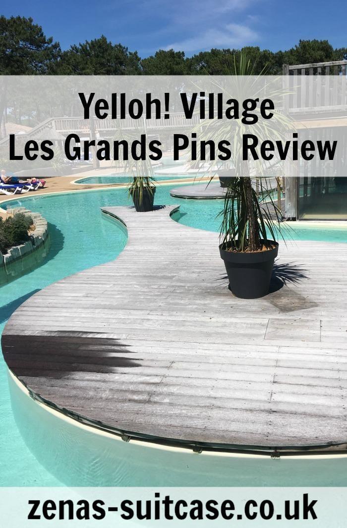 Yelloh Village Les Grands Pins France Holiday Travel Family