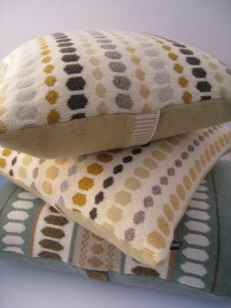 Jules Hogan - knitted gifts & home products