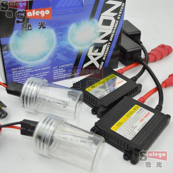 10 set H1 H3 H4 H7 H8 H9 H10 H11 9004 9005 9006 9007 880 881 Single beam HID KIT SET 35W HID XENON kit DC12V hid conversion kit