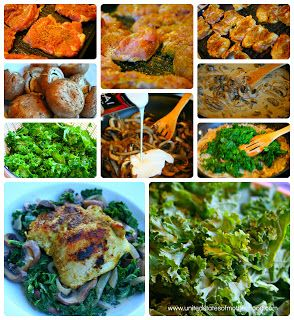 ... Kale To Love on Pinterest | Kale chips, Easy kale recipes and Pine