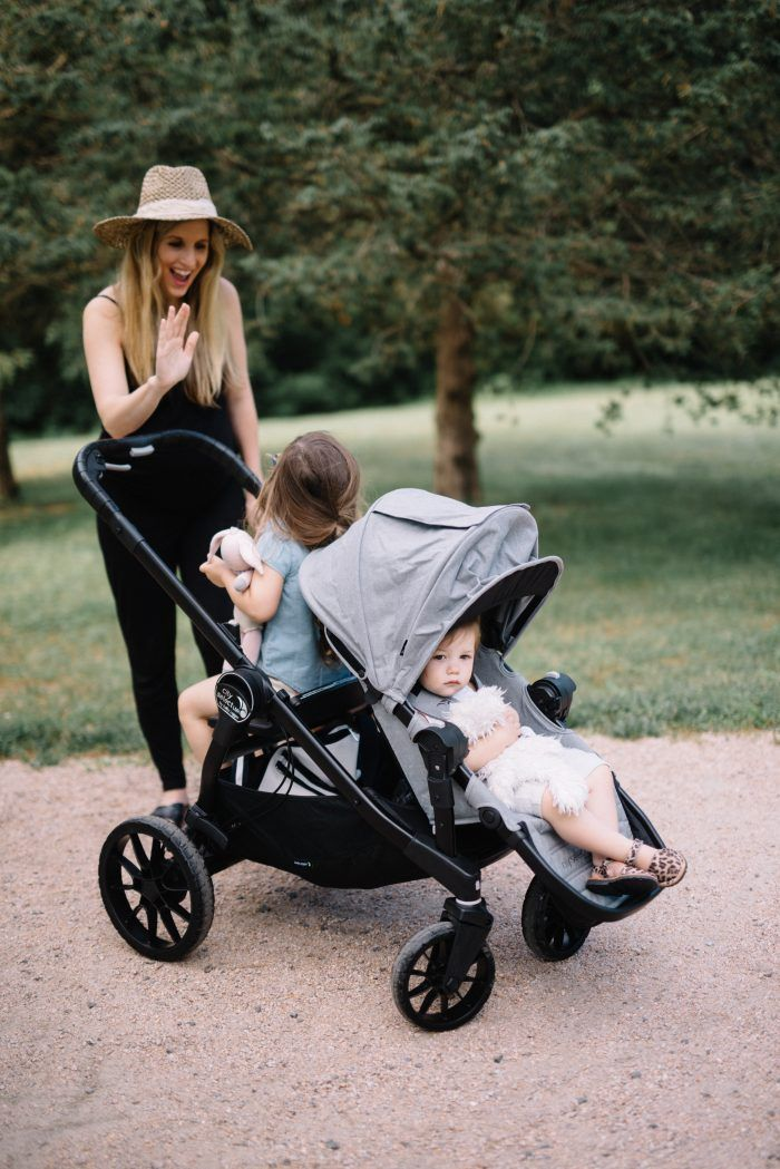 Baby Jogger City Select LUX Convertible Stroller Review & How-To Video  #ad
