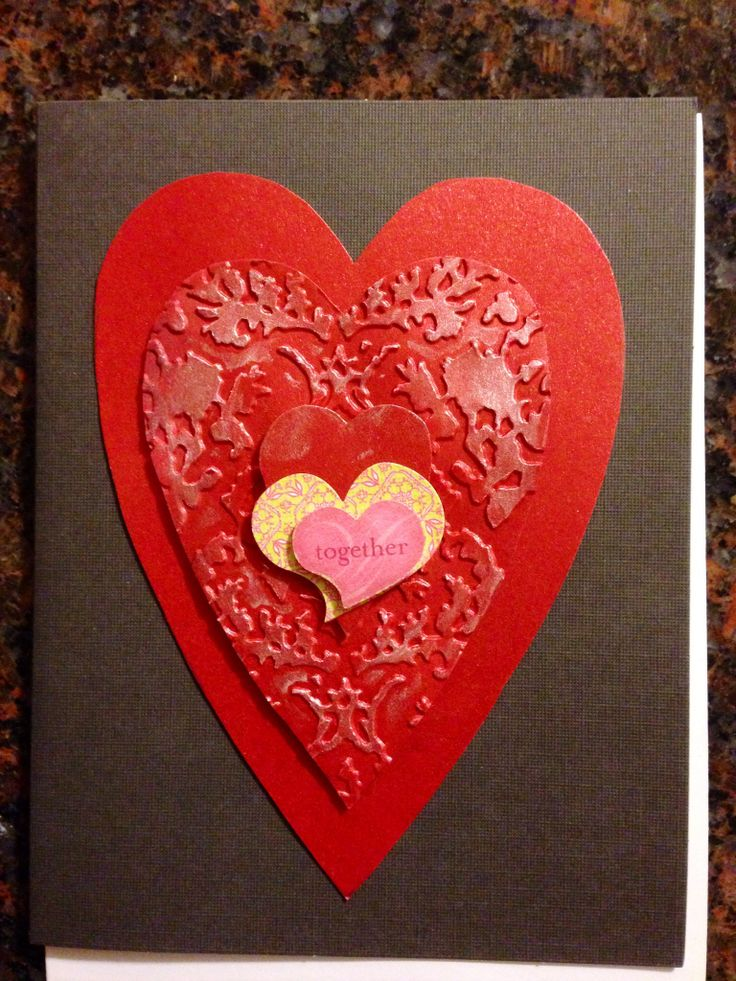 Valentine Card Craft Ideas