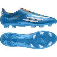 Comprar Botas de Futbol Adidas Baratas F50 Adizero TRX FG Azul.  http://www.deportesmena.com/43-botas-futbol-adidas#.Ut6rdhC0rIU