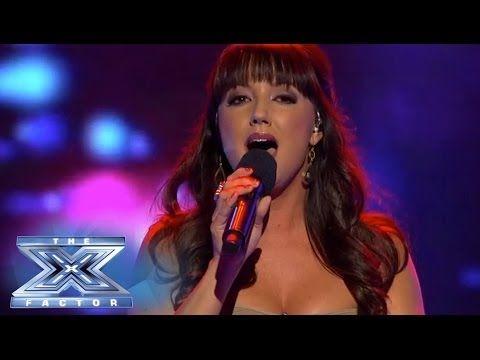 """Rachel Potter  sang """"Anyway """" @Matt Valk Chuah X Factor USA 2013 TOP 13 2nd result show"""
