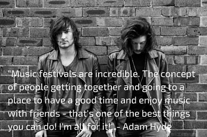 Interview: Peking Duk's Adam Hyde chats Stereosonic music festival Perth, their new single Say My Name + upcoming debut album, rap music + Straight Outta Compton. Read the full interview here! #interview #TowardMusic #PekingDuk #AdamHyde #EDM #electronicmusic #stereosonic205 #musicfestivals #straightouttacompton #rapmusic #dancemusic