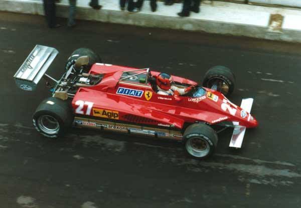 Gilles - Ferrari 126 C2