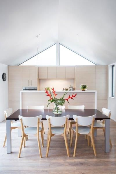 Kitchen from the August issue of Your Home and Garden magazine, by Rogan Nash Architects Ltd. Photography by Todd Eyre.