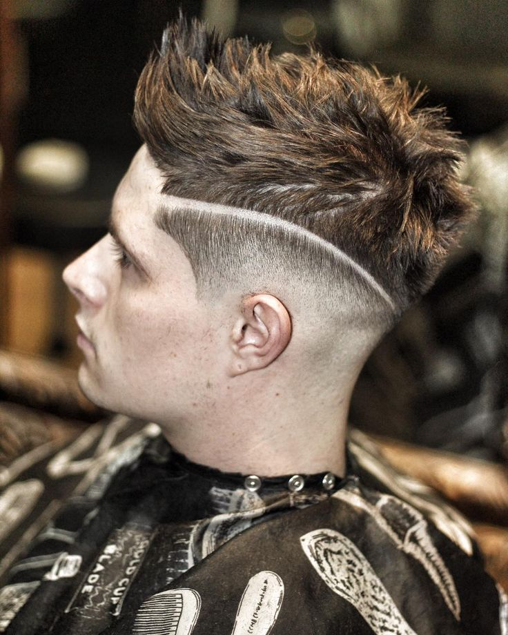146 Best Images About Hairstyles For Men On Pinterest