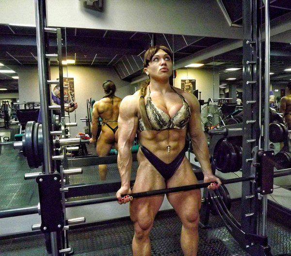 Natalia Trukhina | SATAN'S KREATIONS | Pinterest | Muscles
