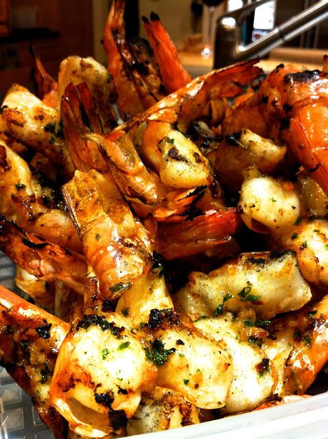 Grilled Shrimp Scampi Recipes — Dishmaps