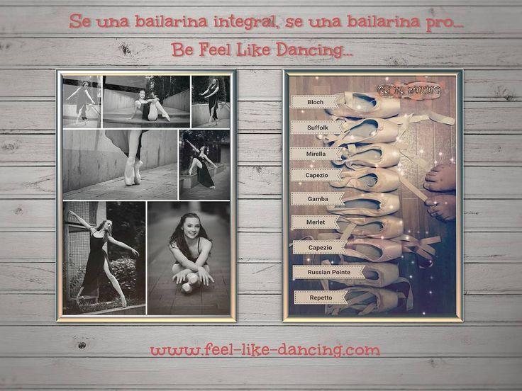 Be a pro Be Feel Like Dancing! Visita nuestra plataforma informativa y tienda de ballet online! Link en bio  #feellikedancing #ballet #tiendadeballet #tiendaparabailarines #bailarinasdeballet #balletclasico #accesoriosdeballet #articulosdeballet