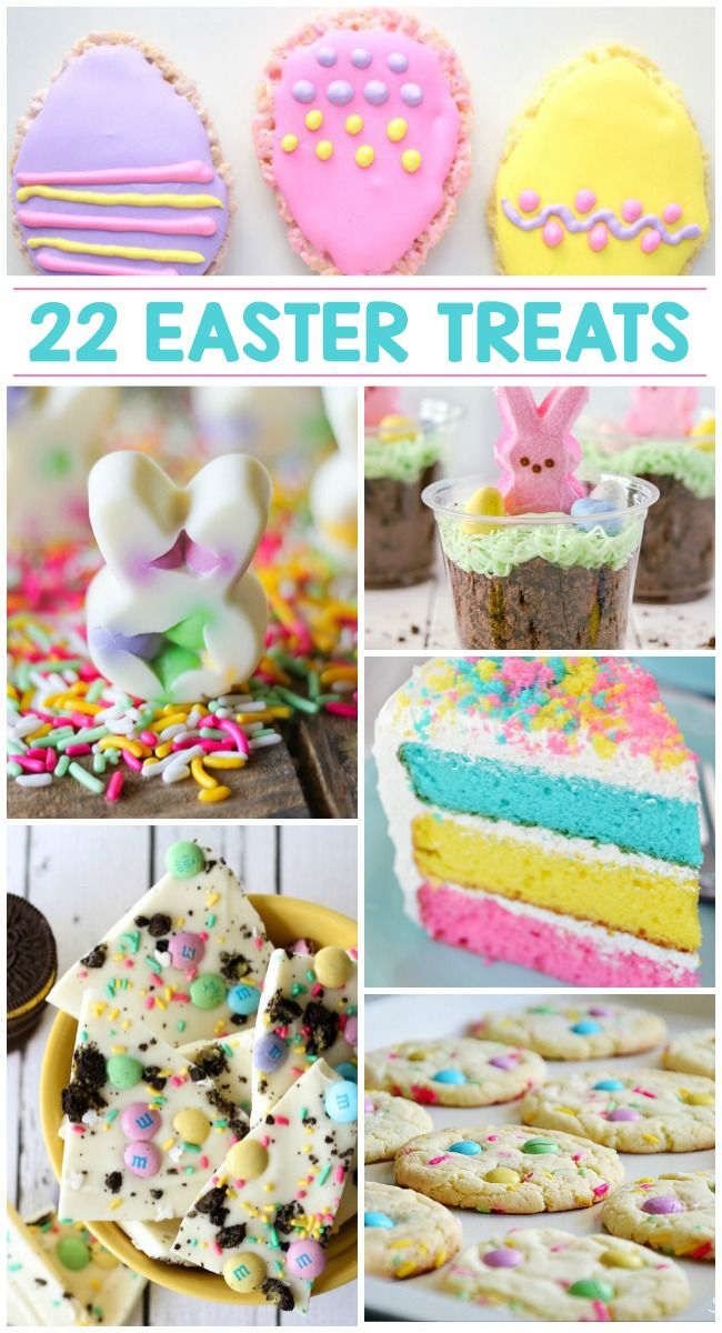 22 Totally Delicious Easter Treats - Kids Activities Blog