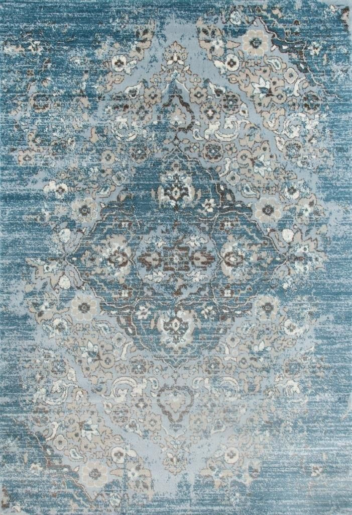 Amazon Com 4620 Distressed Blue 7 10x10 6 Area Rug Carpet Large New Kitchen Dining Rugs On Carpet Area Rugs Cheap Area Rugs