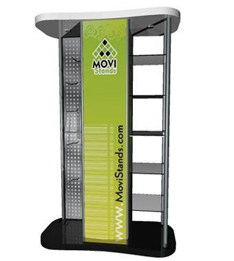 Stand Ganchera Blister exhibidor TrippoED - MoviStands