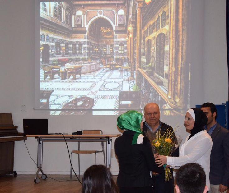 Café Världen Syria - Gamlestadens Medborgarhus, Göteborg, 18 mars, 2016