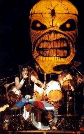 Iron Maiden 1983