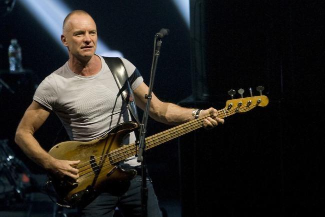 Sting wydaje nowy album!
