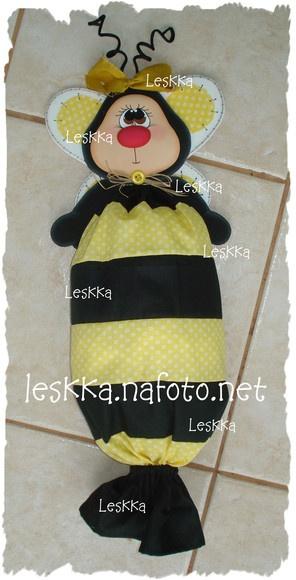 Puxa-saco abelhinha