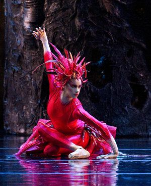 American Ballet Theater's Misty Copeland. She's written a new kids' book, Firebird, which will esp. resonate with African American girls.