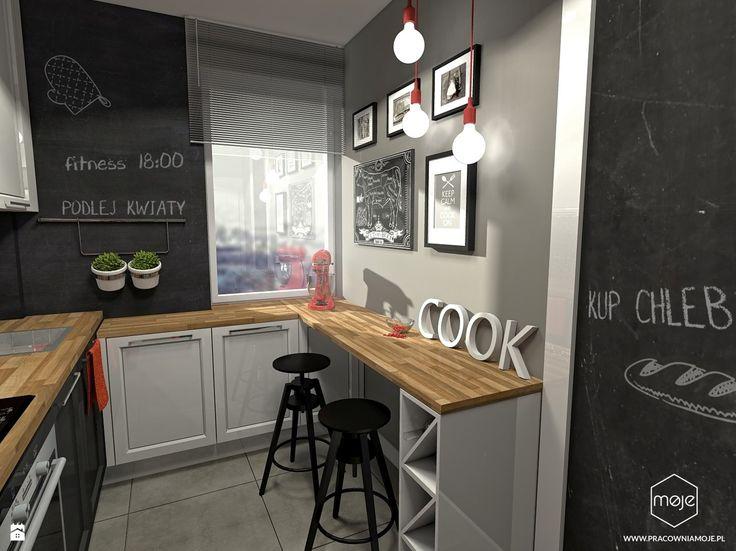 Kuchnia styl Eklektyczny - zdjęcie od MOJE - Kuchnia - Styl Eklektyczny - MOJE