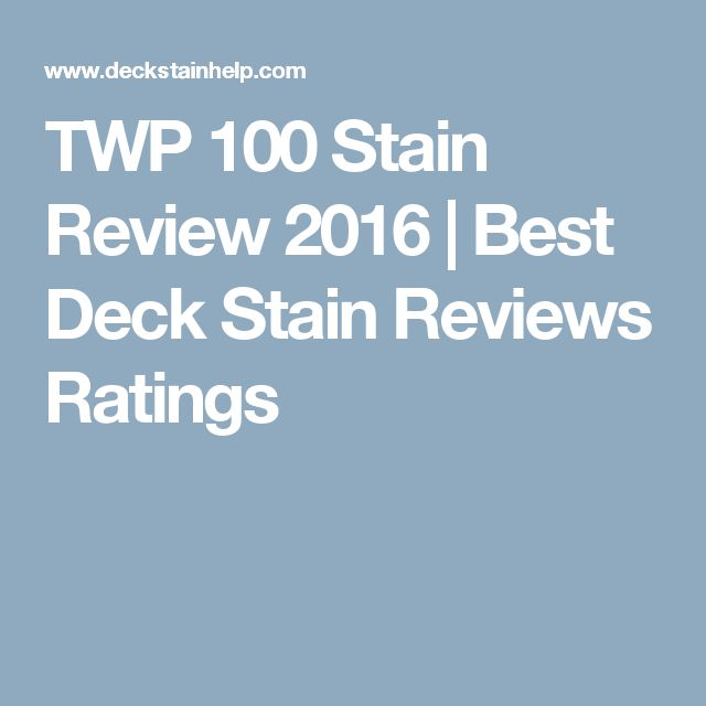 Best 25+ Deck stain reviews ideas on Pinterest | Stained ...