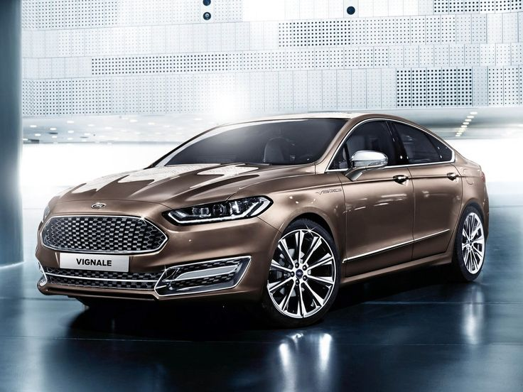 Ford Mondeo Vignale Concept is a high-end version of the sedan.Offers special body colors, chrome parts, leather quality, more advanced equipment & ... interior & exterior wash free life. This finish should later be available on other models in the range.