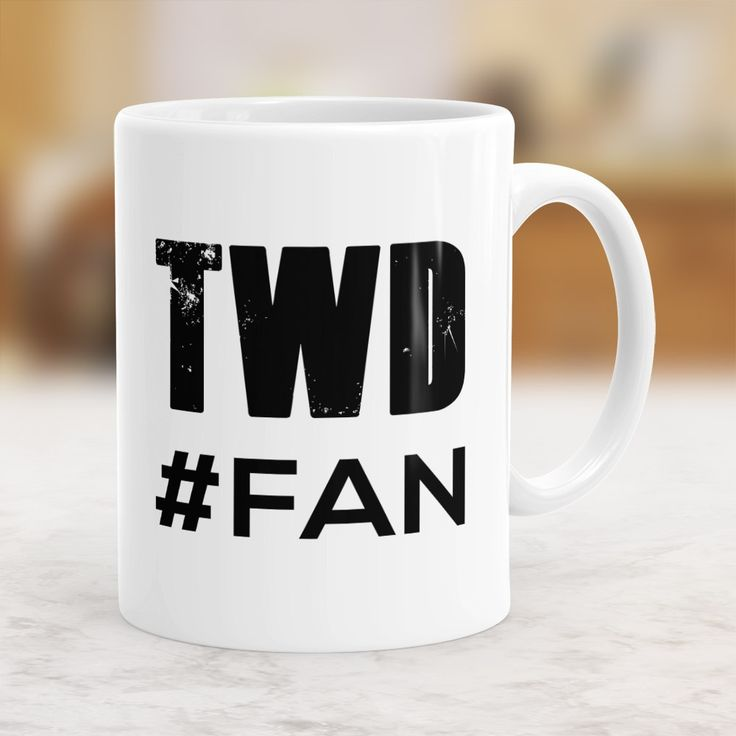 The Walking Dead Fan Mug