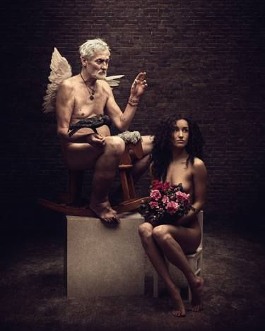 "Saatchi Art Artist Peter Zelei; Photography, ""Annunciation - Limited Edition 1 of 3"" #art"