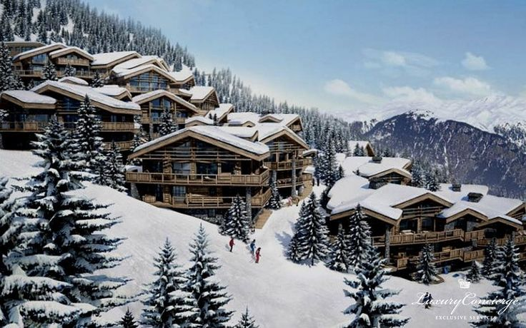 Courchevel at 3 voiles in France is a winter playground for the rich and famous  attracting a steady influx of stars from Beyonce to Beckham. Ironically the resort was originally planned to create jobs and skiing for the masses but somewhere along the lines it morphed into the luxury resort of The Alps. Book now via Luxury Concierge. #LuxuryConcierge #ExclusiveServices #TailoredMadeServices #BespokeServices #Luxury #Concierge #Elegance #ConciergeServices #LuxuryServices…