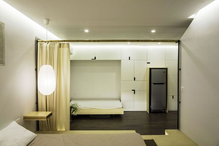 Apartment Renovation under Hanoi Bedroom Design Wth Modern Decoration Ideas Among Beige Curtain Design Ideas as Inspiration To Your House