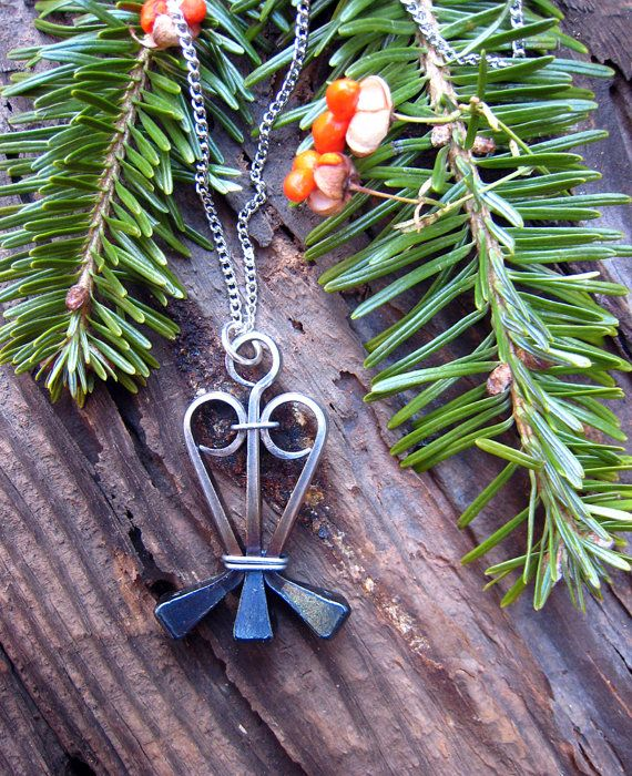 Magical, Gypsy Craft, Metal, Equestrian, Horseshoe Nail Pendant (HNP035B) on Etsy, $21.49 CAD