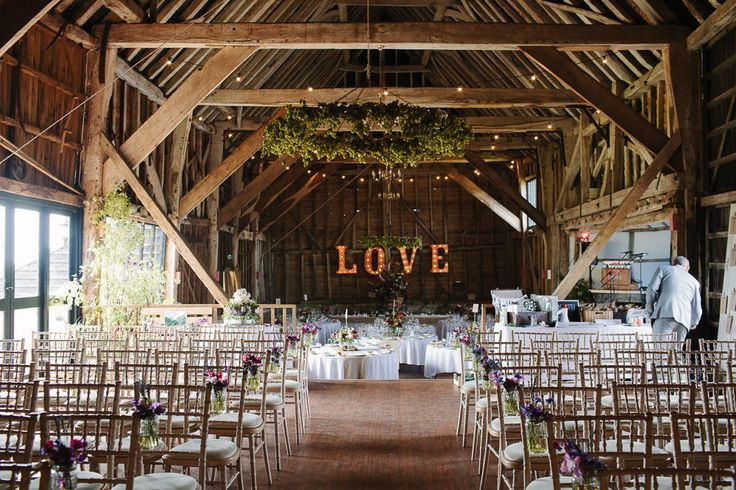 Joanna Brown Photography | Rustic Wedding at The Great Barn Rolvenden in Kent | Bespoke Bridal Separates | Mis-Match Bridesmaid Gowns | Teal Paul Smith Suit