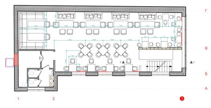 Plan for 2 floors  Archicad