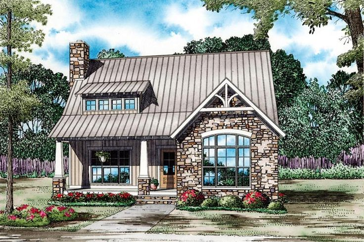 House Plan 82086 |  Plan with 1874 Sq. Ft., 3 Bedrooms, 2 Bathrooms