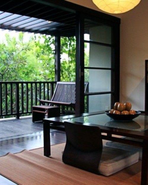 The Amala  ( Bali, Indonesia )  The 12-villa Amala has an unbeatable location in chic Seminyak, on Bali's west coast. #Jetsetter