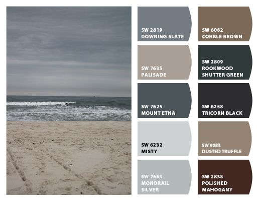 432 Best Paint Colors Color Palettes Images On Pinterest